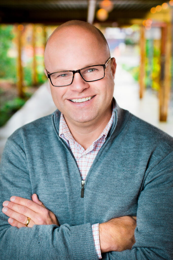James Colburn, Chief Growth Officer